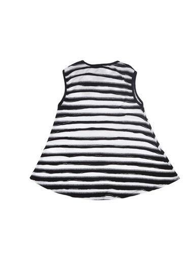 Puledro Elbise Siyah